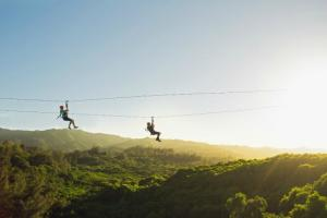 Keana Farms Oahu Zipline