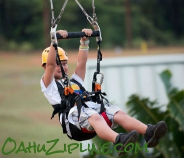 BayView Zipline Kid