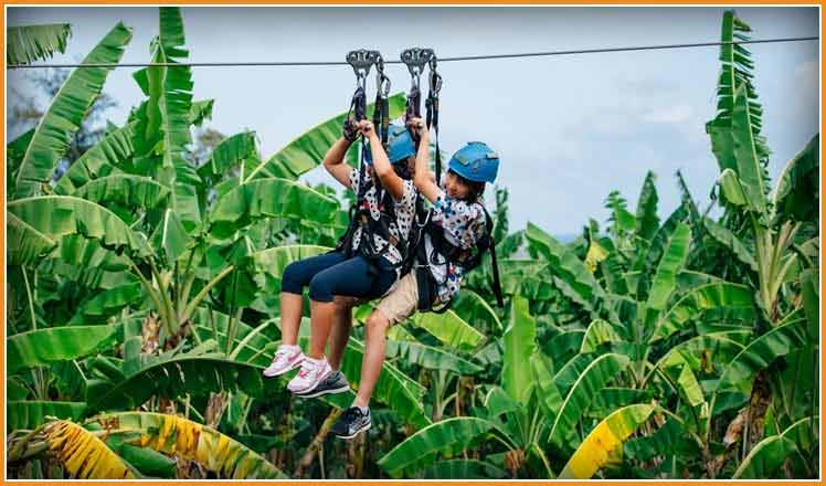 New to Ziplining? Here's What to Expect