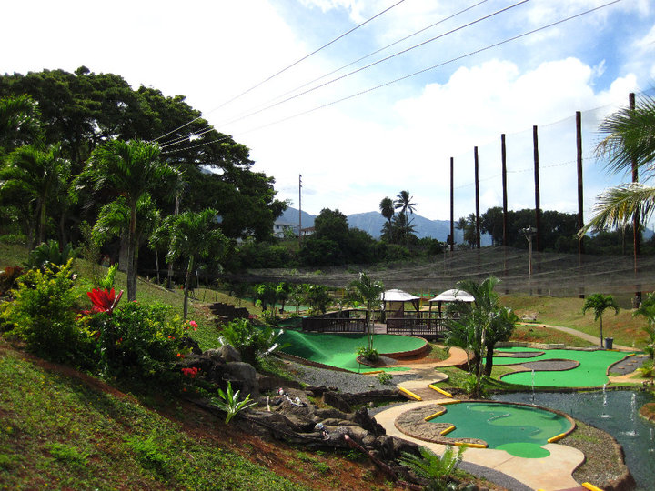 Bayview Mini-putt