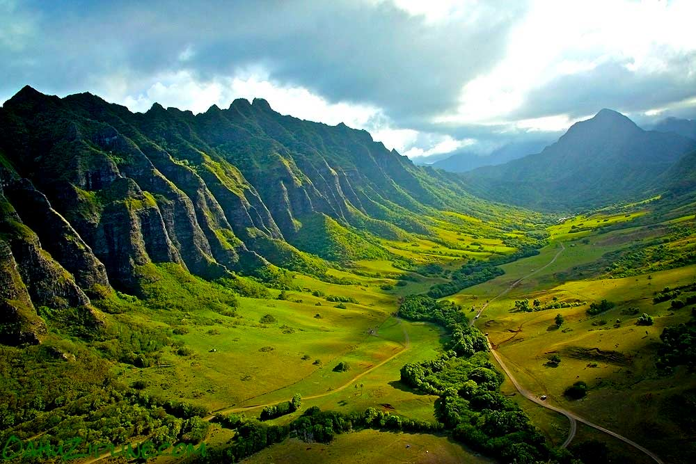 The History of Kualoa Ranch