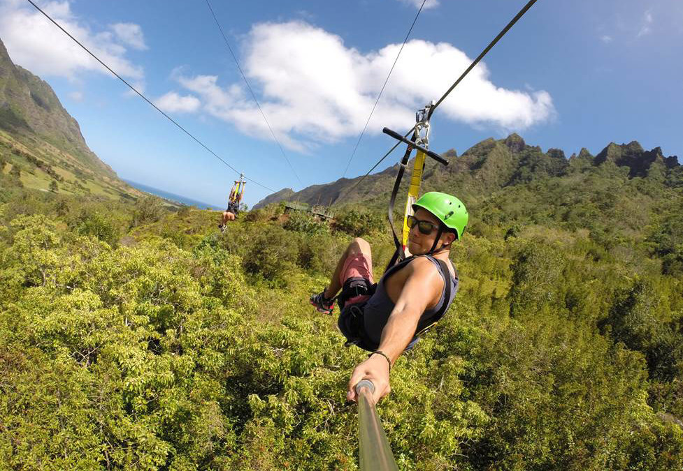Zip Lining: What If You're Afraid of Heights?
