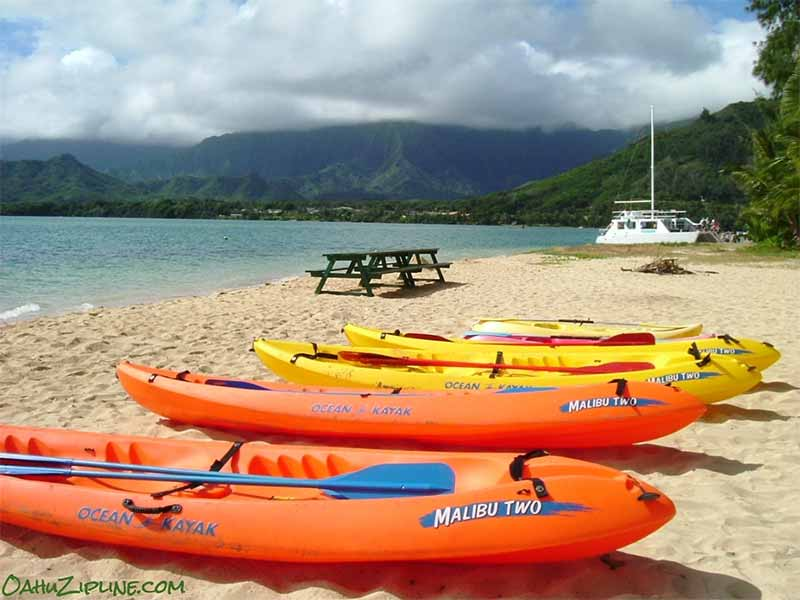 Hawaii Beach Adventure Kayaks