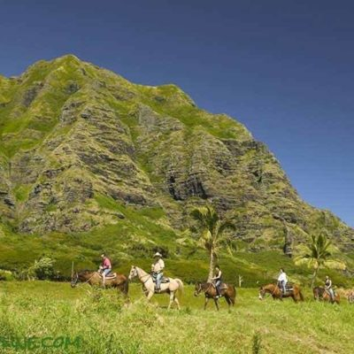 Kualoa Ranch Horseback Riding