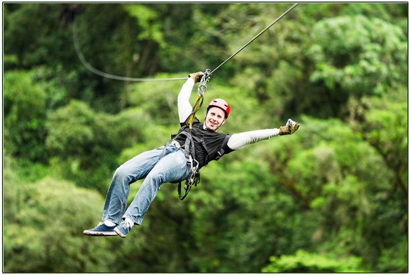 Top Kauai Zipline Adventures