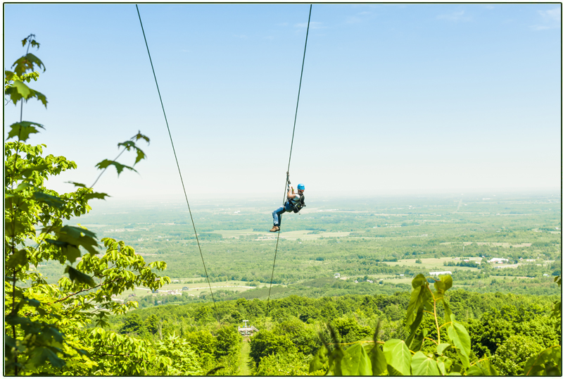Mountain Zipline