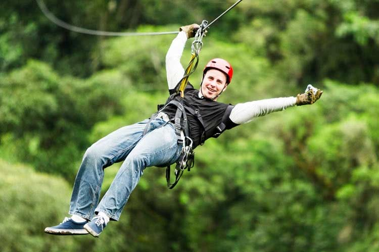 What It's Like to Zipline… And Why You Should Try It