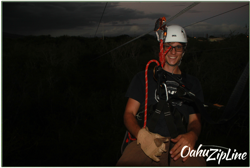 Ziplining with the Stars