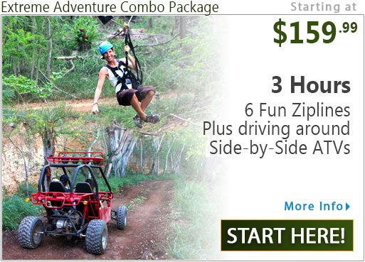 Extreme Adventure Party Package