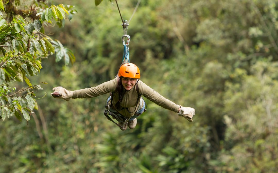 Tips for Capturing Awesome Shots While You're Ziplining