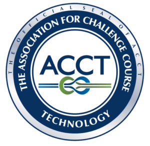 Seal of the Association for Challenge Course Technology
