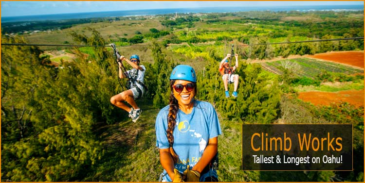 Are you Afraid to Zipline?