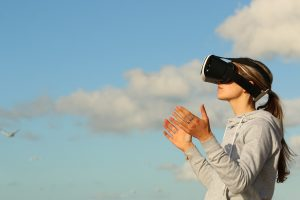 Does the future of ziplining include Virtual Reality?