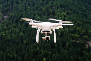 Drones may someday accompany you on your ziplining adventure