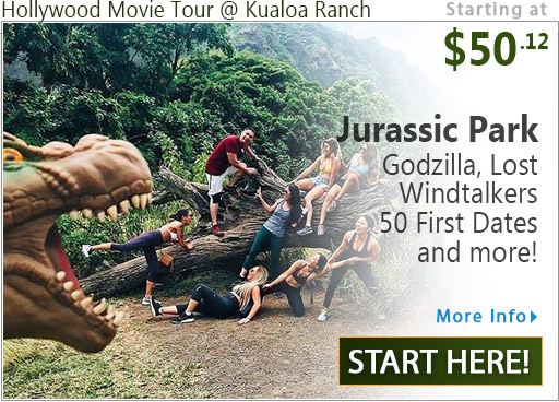 Kualoa Ranch Movie Sites Tour